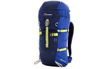Berghaus Arete II 45  sac a dos randonne bleu